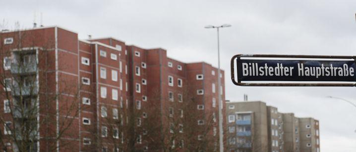 Hamburger Stadtteil Billstedt