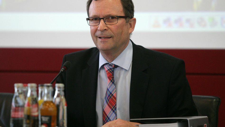 """Richter Lorenz: """"Der Ordnungsdienst hat komplett versagt"""""""