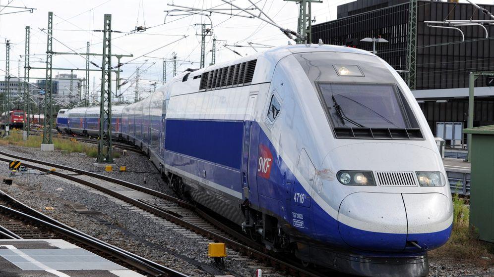 TGV Euroduplex: Im Doppelstock-Zug nach Paris
