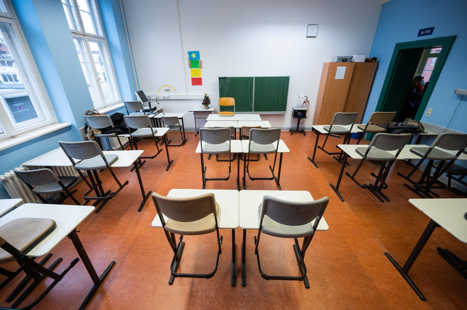 Coronavirus - Schulen in Berlin