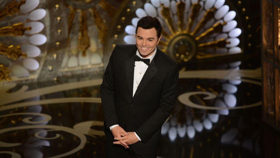 """""""Ich brauche meinen Schlaf"""": Oscar-Moderator Seth MacFarlane"""