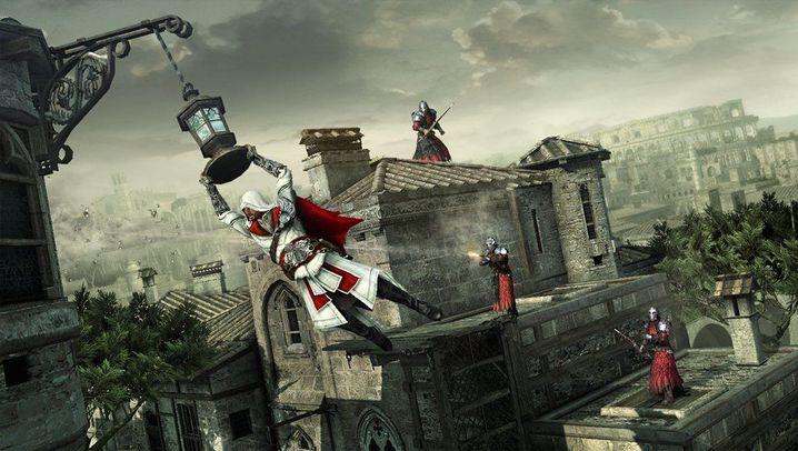 Angespielt: Assassin's Creed: Brotherhood