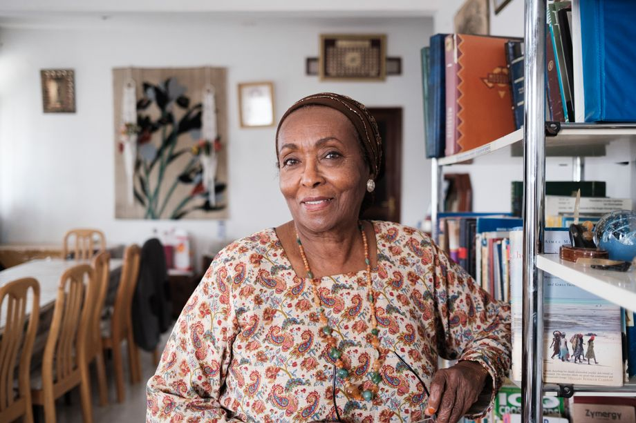 Edna Adan Ismail, 83: The former foreign minister is one of the country's most-important voices. She built a hospital and a university and provides training for the young generation.