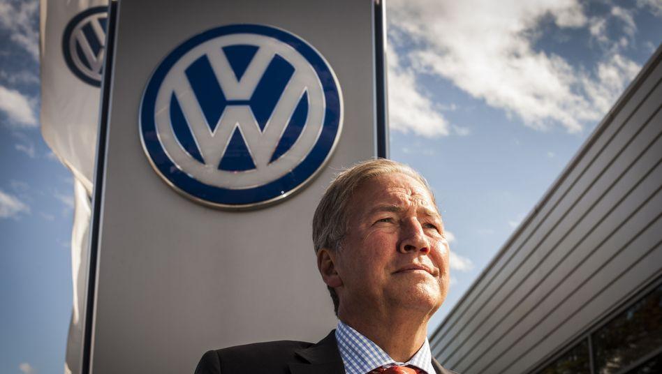 Dirk Weddigen von Knapp