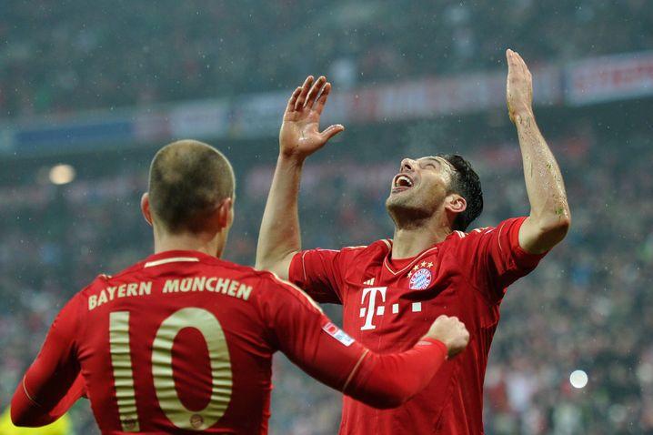 Vierfacher Torschütze Pizarro: Treffsicherer Ersatzmann