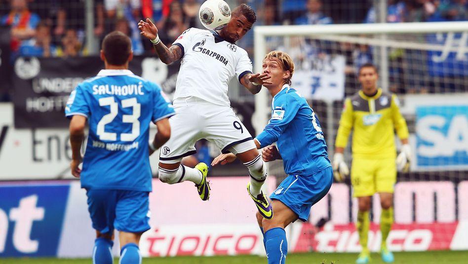 Schalker Boateng, Hoffenheim-Profis: Sieg verschenkt