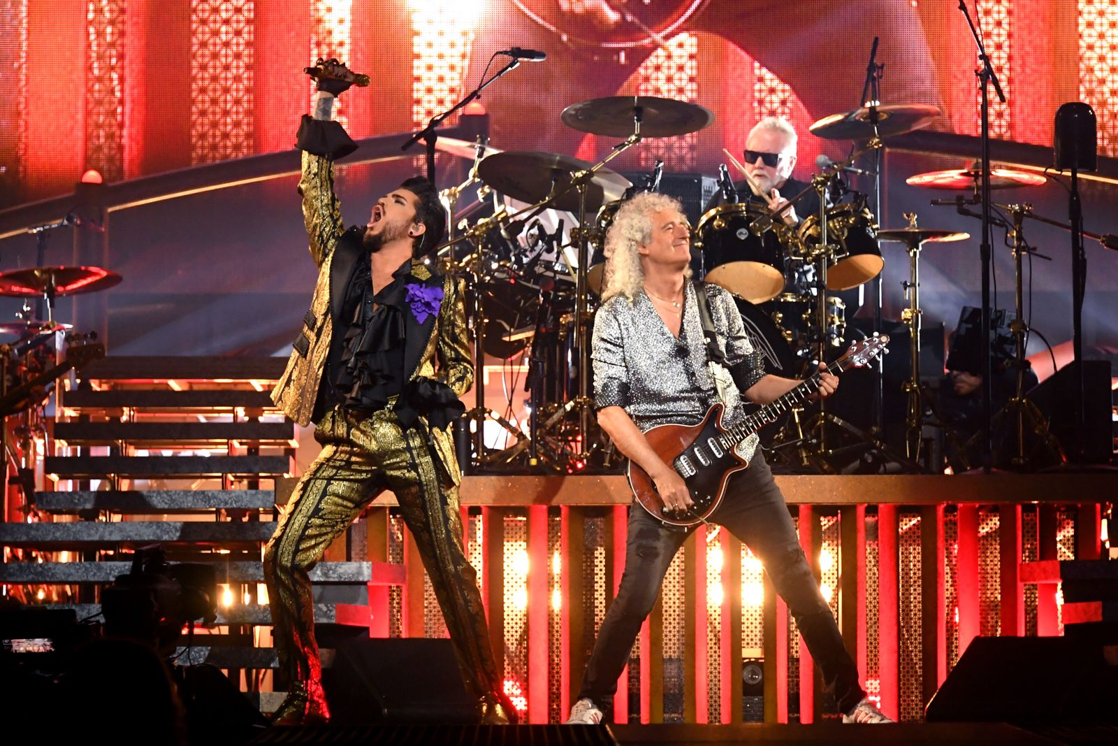 Queen + Adam Lambert In Concert - New York, NY