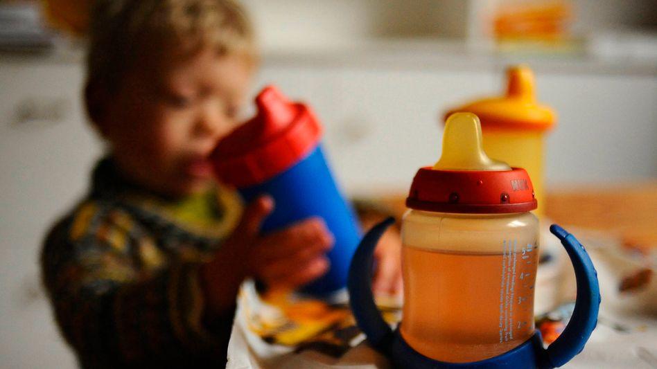 Getränke bei der Tagesmutter: Strengere Hygienevorschriften