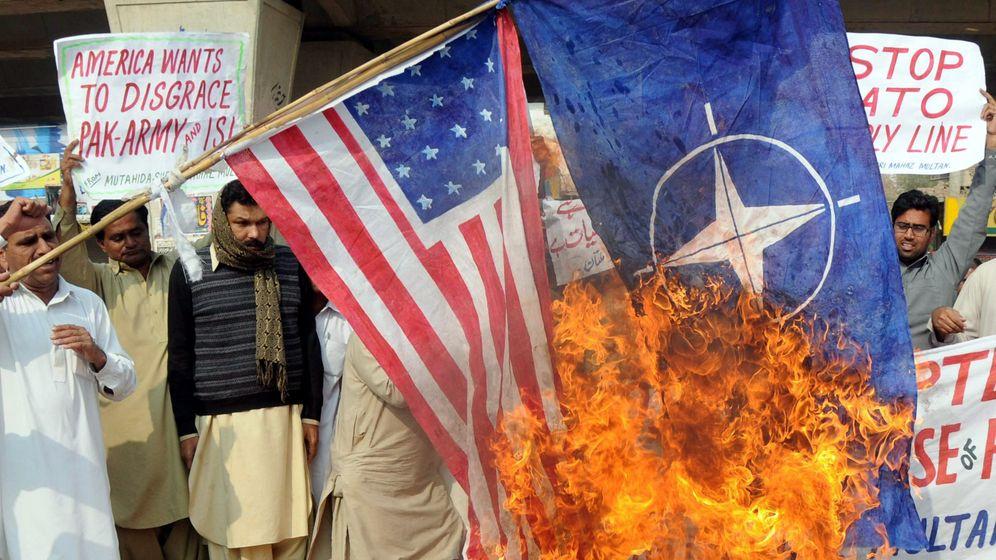Angriff im Grenzgebiet: China schlägt sich auf die Seite Pakistans