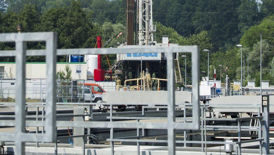 Geothermie-Bohrung nahe St. Gallen: Nach Beben gestoppt