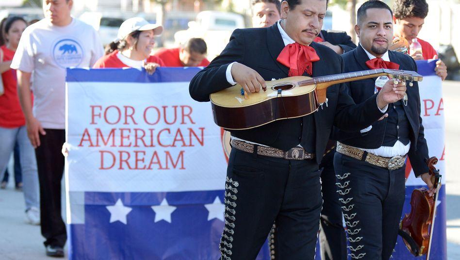 Musiker in Los Angeles: Latinos sind die größte Minderheit in den USA