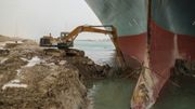 Suezkanal soll verbreitert werden