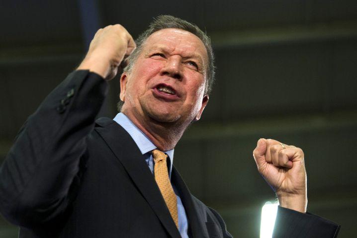 Republikaner John Kasich