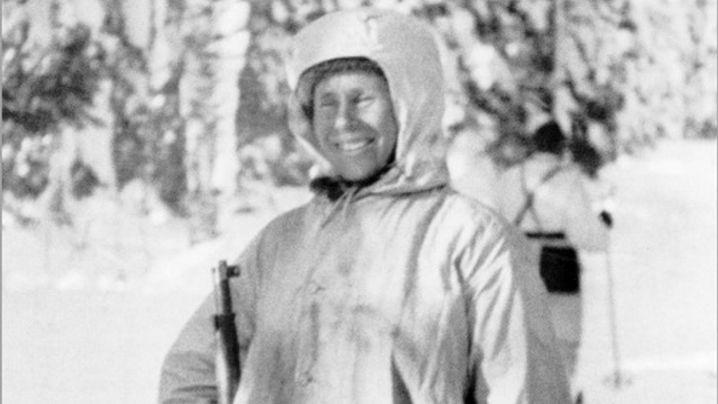 Simo Häyhä: Der Geist im Schnee