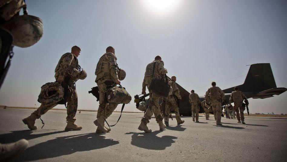 Bundeswehr in Kundus: Im Dilemma