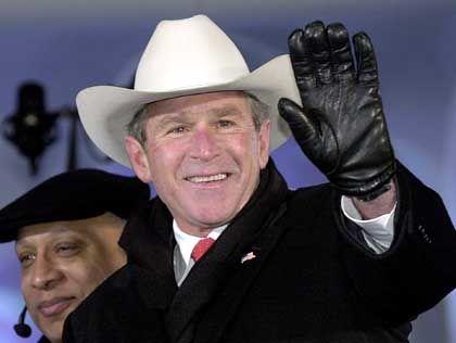 George Bush: Wichtiger Verbündeter lenkt ein
