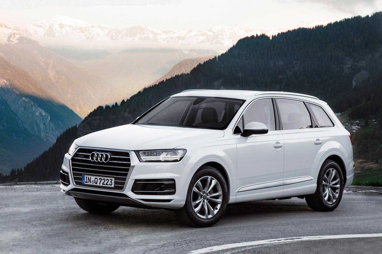 Autodiebstahl/ Audi Q7