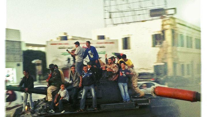 Dokumente der Libyschen Revolution: Wie viel Risiko ist ein gutes Foto wert?