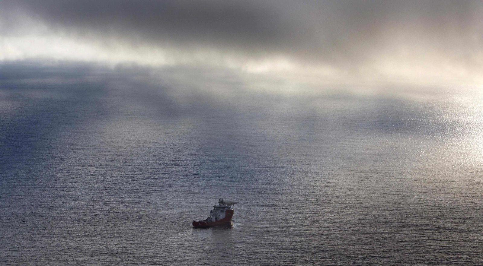 MH370, Suche im Indischen Ozean