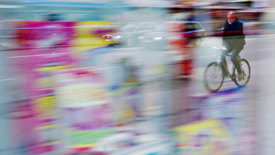 Radfahrer im Straßenverkehr: Promillegrenze deutlich höher als für Autofahrer