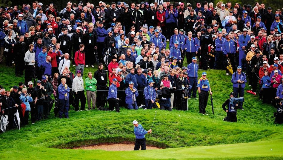 Ryder Cup 2010 in Newport, Wales