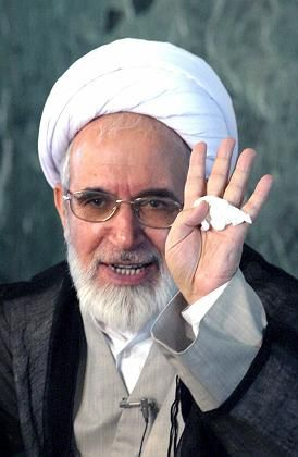 Reformer Karroubi's allegations of rigged elections have caused an uproar in Iran.