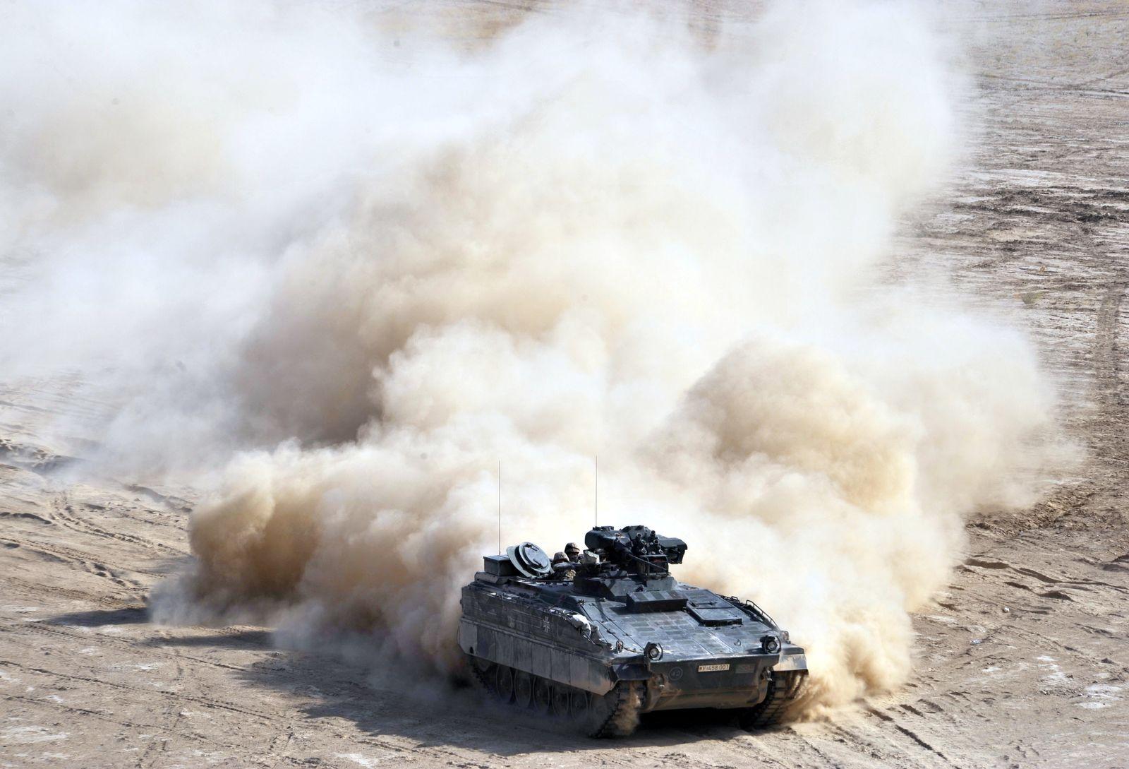 NICHT VERWENDEN Afghanistan/Bundeswehr/Internationales/Militaer