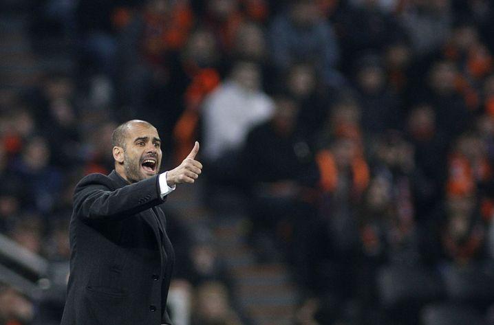 """Guardiola: """"Ich hoffe, dass ich in der Zukunft die Chance bekomme, da Trainer zu sein"""""""