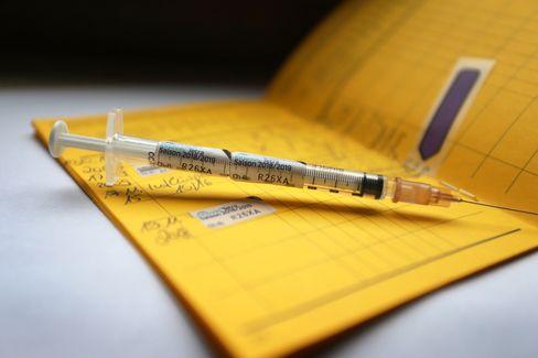 Seltener Anblick: geimpfter Impfpass