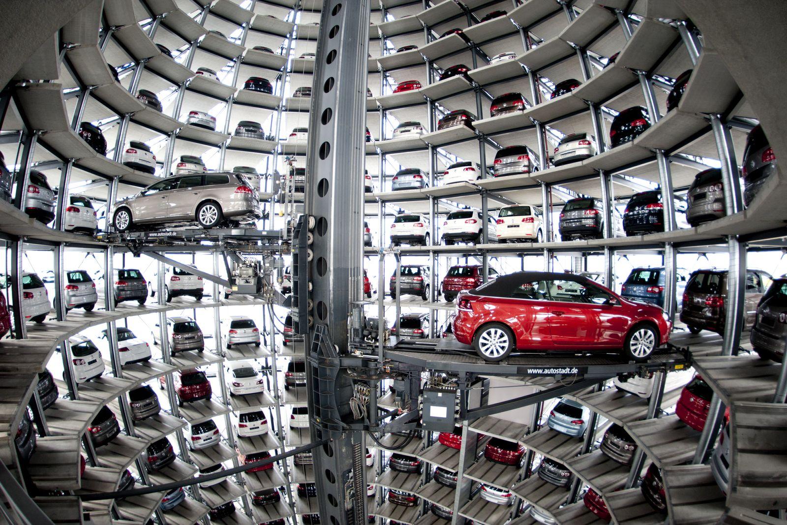 NICHT VERWENDEN Volkswagen