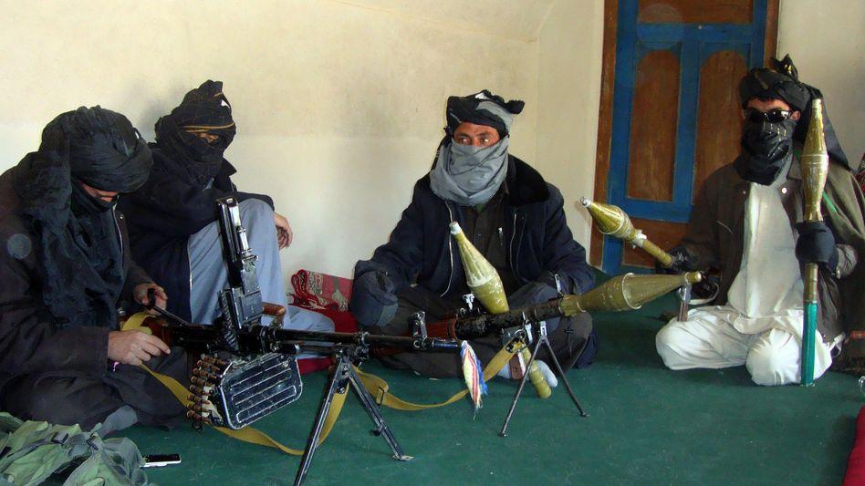 Taliban-Kämpfer in der Provinz Ghazni: Konkrete Hinweise für Hilfe aus Iran