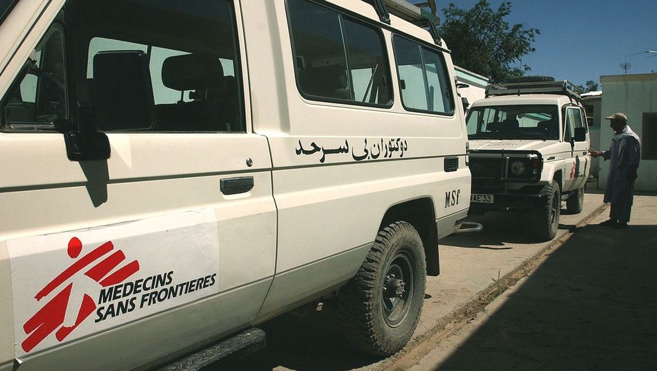 Medecins Sans Frontieres withdrew from Afghanistan in July 2004 after the murder of five of its staff.