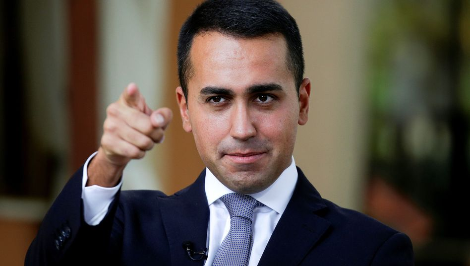 """Italian Foreign Minister Di Maio: """"It would be a bloodbath."""""""