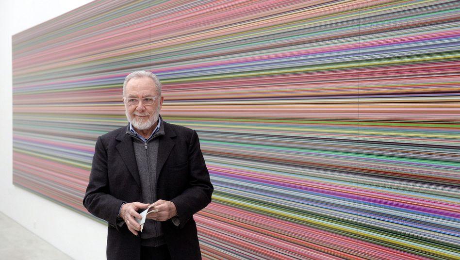 """Gerhard Richter: """"So viel Qualität kann es in der Kunst gar nicht geben"""""""