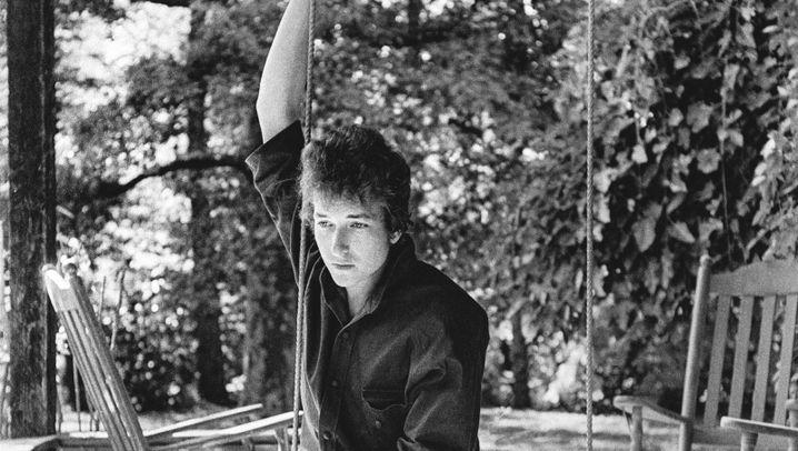 """Dylan-Bildband: Die frühen Jahre von """"His Bobness"""""""