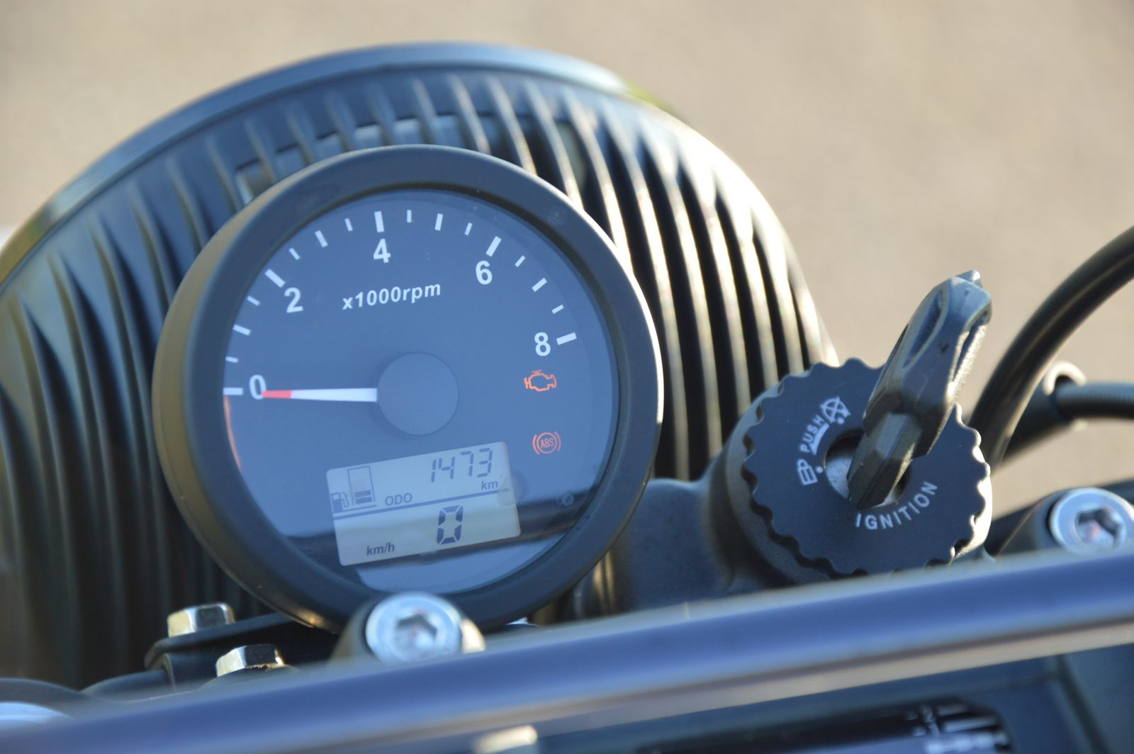 Motorräder aus China: X-Ride