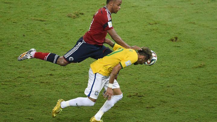 Neymars WM-Aus: Brasiliens Schock