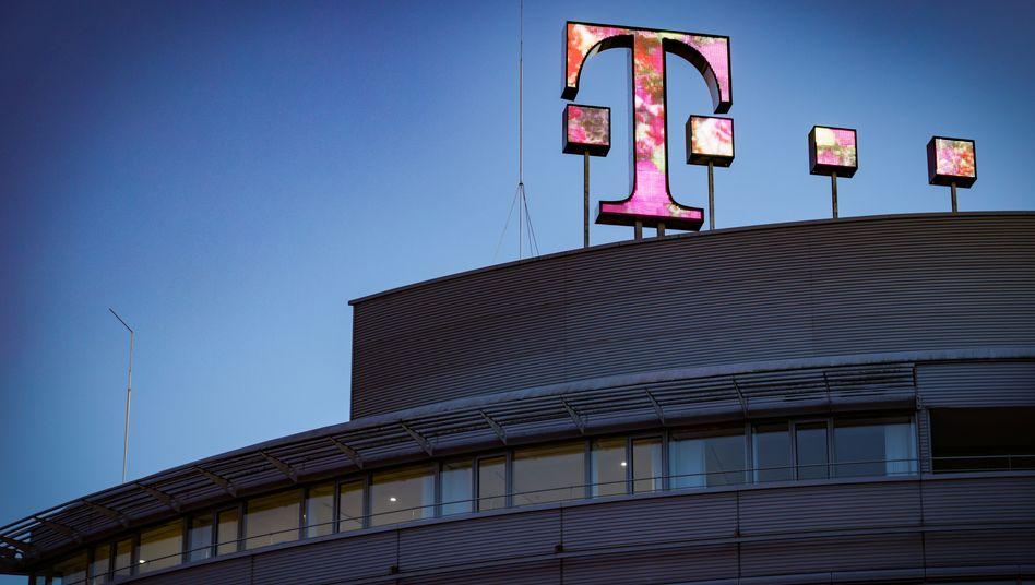 Telekom-Zentrale in Bonn: 4,2 Milliarden Euro Gewinn 2020
