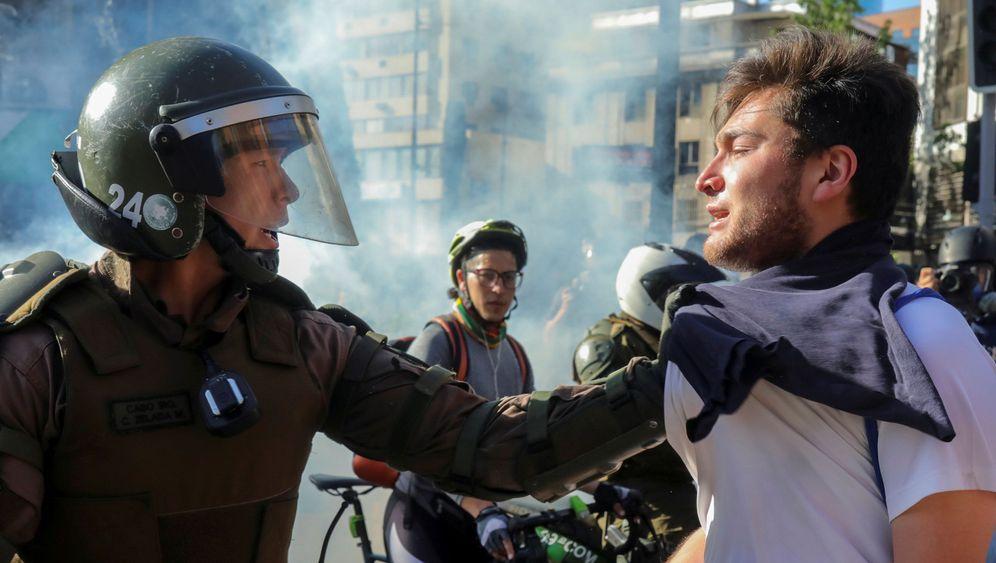 Proteste in Chile: Sorge um die Menschenrechte