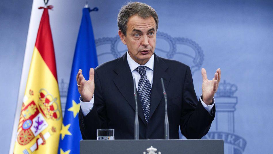 Spaniens Premier Zapatero: Zweite Verfassungsänderung seit Ende der Franco-Diktatur