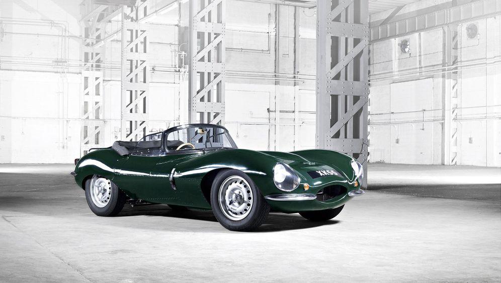 Jaguar XKSS Recreation: Phönix aus der Asche