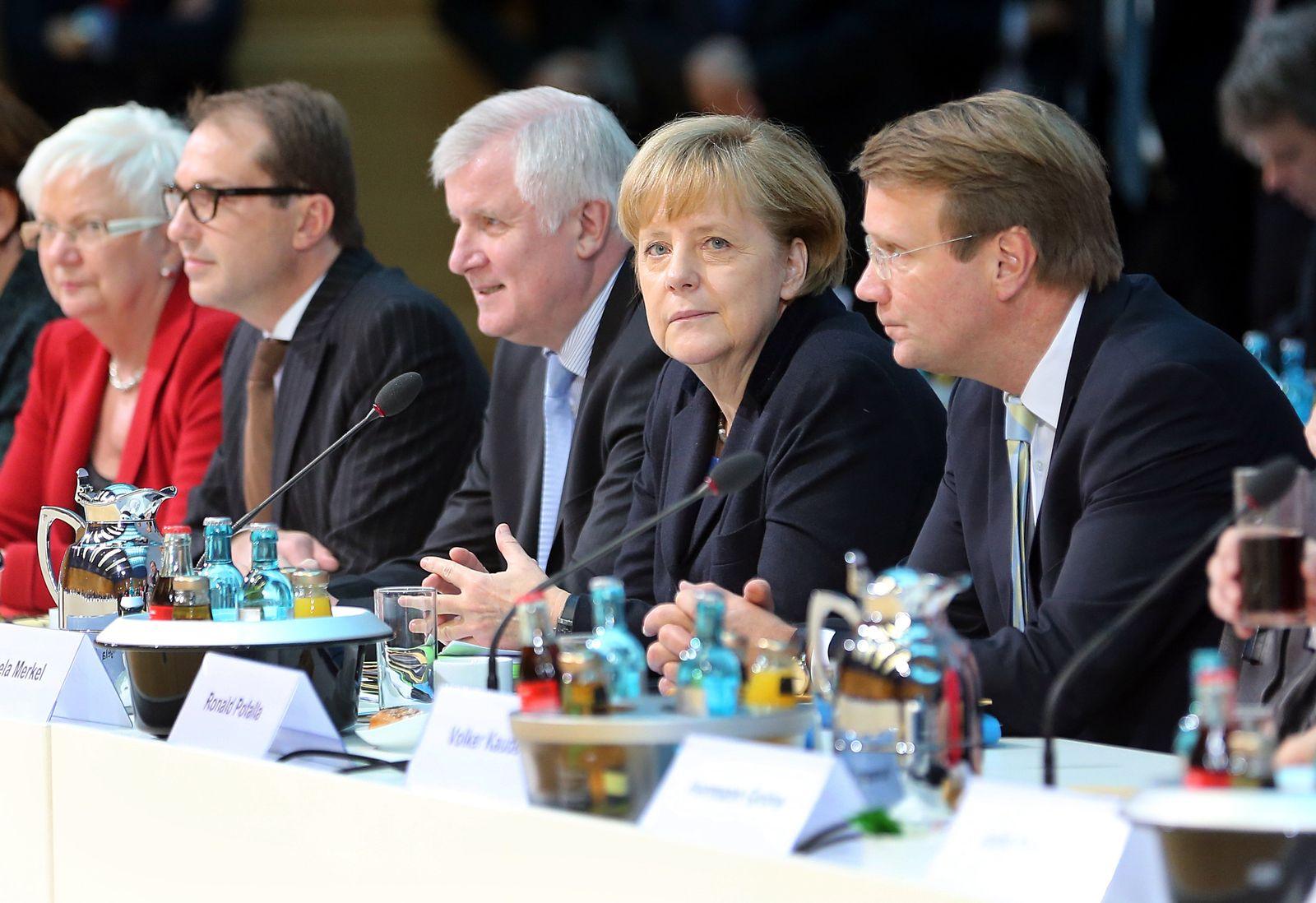Koalititonsverhandlungen