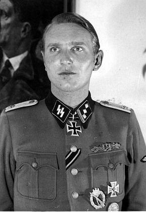 Ex-SS-Mann Søren Kam (Archivbild): Bestreitet Beteiligung an Tötung von Clemmensen nicht
