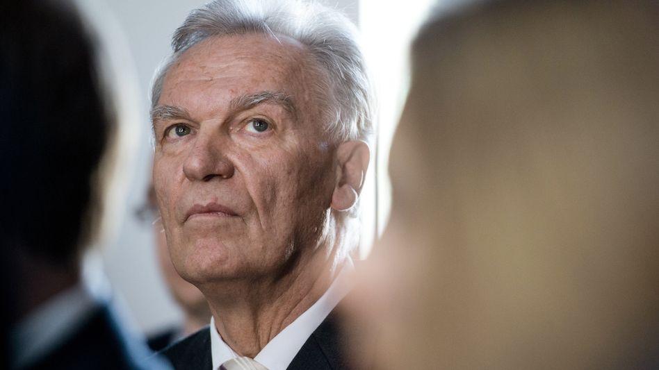 BKA-Präsident Ziercke: Kommt jetzt ein Untersuchungsausschuss?