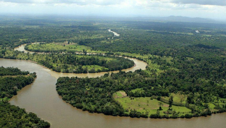 Möglicher Kanalbau-Fluss Río San Juan: Baubeginn im Dezember