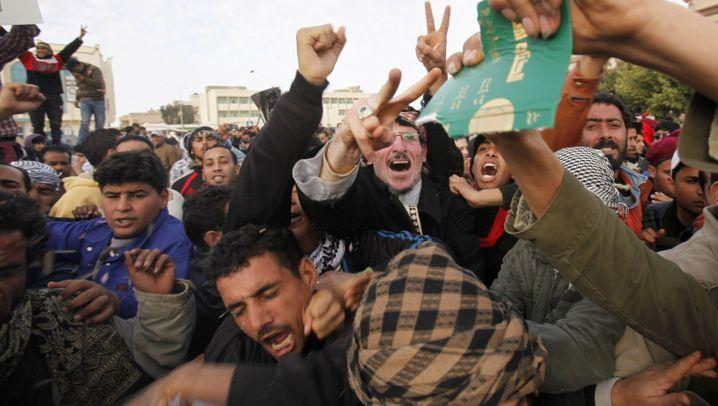Photo Gallery: Libya Rises up Against Gadhafi