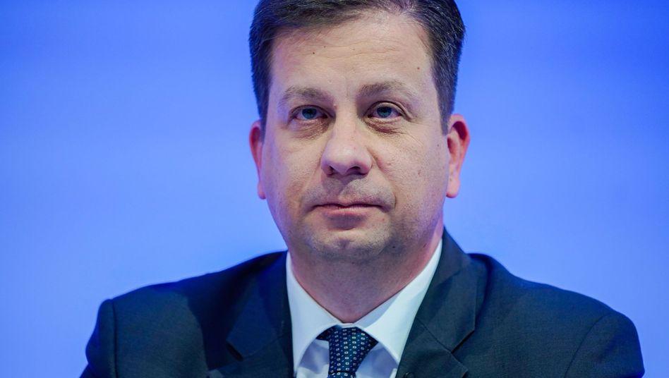 Luka Mucic, Finanzvorstand des Softwarekonzerns SAP