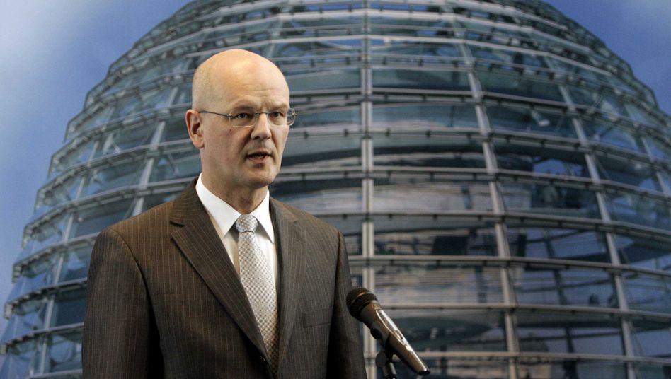 CDU-Abgeordneter Siegfried Kauder (Archivbild): Rechtliche Bedenken gegen das Leistungsschutzrecht