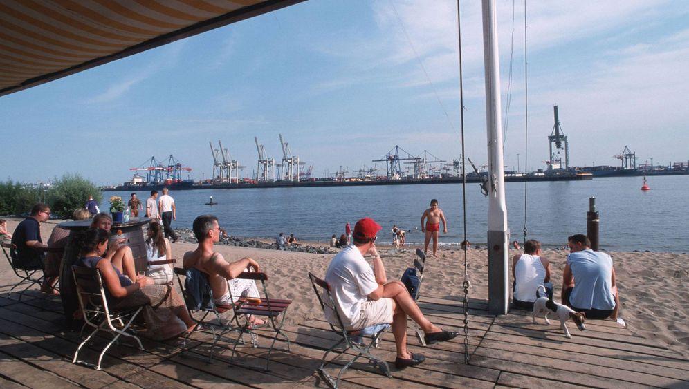 Mein Lieblingsstrand: Hamburgs Bürgersteig aus Sand