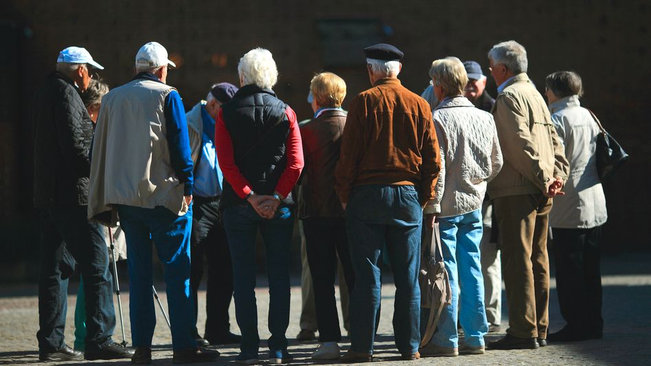 Senioren in Sachsen-Anhalt: Zahl der Ü65-Minijobber steigt